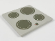 Part No: 6881pb01  Name: Scala Tile 6 x 6 with Cooktop Pattern