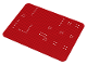 Part No: 10p03  Name: Baseplate 24 x 32 with Set 358 Dots Pattern