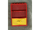 Part No: 2042c03  Name: Fabuland Cupboard 2 x 6 x 7 with Yellow Doors