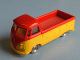 Part No: 259pb01  Name: HO Scale, VW Pickup with Yellow Base