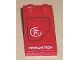 Part No: 30363pb011R  Name: Slope 18 4 x 2 with 'AMMUNITION' Pattern (Sticker) - Set 7701