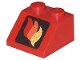 Part No: 3039pb004  Name: Slope 45 2 x 2 with Classic Fire Logo Pattern
