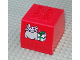 Part No: 31304pb01  Name: Duplo, Train Freight Container with Mail Bag and Box Pattern