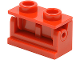 Part No: 3937c01  Name: Hinge Brick 1 x 2 Complete Assembly