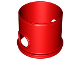 Part No: 41288  Name: Duplo Ball Tube Straight with Opposing Oval Holes