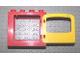 Part No: 4253c01  Name: Duplo Door Frame Flat Front Surface with Door 4247 (Undetermined Version)