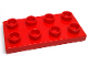 Part No: 4538  Name: Duplo, Plate 2 x 4 x 1/3 (Thin)