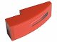 Part No: 50950pb003R  Name: Slope, Curved 3 x 1 No Studs with Taillight Pattern Right (Sticker) - Set 8671