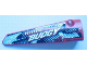Part No: 64393pb002  Name: Technic, Panel Fairing # 6 Long Smooth, Side B with 'NITRO BUGGY' Pattern (Sticker) - Set 8048