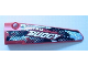Part No: 64681pb002  Name: Technic, Panel Fairing # 5 Long Smooth, Side A with 'NITRO BUGGY' Pattern (Sticker) - Set 8048