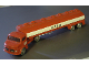 Part No: 650pb01  Name: HO Scale, Mercedes Tanker with 'ESSO' Pattern