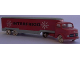 Part No: 657pb04  Name: HO Scale, Mercedes Refrigerated Truck (Interfrigo, Twin Axle)