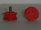 Part No: 7039c  Name: Wheel Old with 4 Studs and Traction Teeth