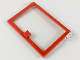 Part No: 73435c01  Name: Door 1 x 4 x 5 Right with Trans-Clear Glass