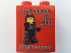 Part No: 76371pb110  Name: Duplo, Brick 1 x 2 x 2 with Bottom Tube with Legoland Discovery Centre Lego Ninjago 4D Movie Pattern