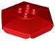 Part No: 92002  Name: Duplo Furniture Umbrella Top with Axle Hole (Patio Umbrella)