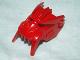 Part No: 92230  Name: Hero Factory Mask, Gorilla (Raw-Jaw)