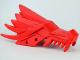 Part No: 93070  Name: Dragon Head (Ninjago) Upper Jaw