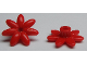 Part No: 93081e  Name: Friends Accessories Flower with 7 Thin Petals and Pin
