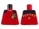 Part No: 973pb0337  Name: Torso Harry Potter Tournament Black Shoulders Pattern