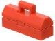 Part No: 98368  Name: Minifig, Utensil Toolbox