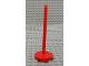Part No: x838  Name: Fabuland Umbrella Stand with Round Base