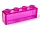 Part No: 3066  Name: Brick 1 x 4 without Bottom Tubes
