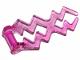 Part No: 59233  Name: Wave Angular (Electric Zigzag, Castle Magic Spark)