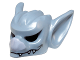 Part No: 15065pb02  Name: Minifig, Headgear Mask Bat with Lavender Nose and White Fangs Pattern