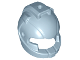 Part No: 22380  Name: Minifig, Headgear Helmet Space with Air Intakes and Hole on Top