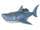 Part No: 5336c01  Name: Duplo Shark with Opening Jaw, Complete Assembly