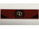 Part No: 2431pb501  Name: Tile 1 x 4 with The Flash Logo Pattern