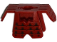 Part No: 30174pb01  Name: Minifigure, Armor Ninja Style with Black Clasps Pattern