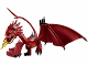 Part No: smaug01  Name: Dragon, The Hobbit (Smaug) - Complete Assembly
