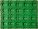 Part No: 10a  Name: Baseplate 24 x 32 with Squared Corners
