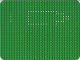 Part No: 10px4  Name: Baseplate 24 x 32 with Set 361 Dots Pattern