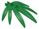 Part No: 30239  Name: Plant Leaves 6 x 5 Swordleaf with Clip