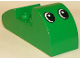 Part No: 31212pb03  Name: Duplo, Brick 2 x 6 x 2 Rounded Ends with Eyes Pattern
