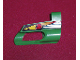 Part No: 32527pb01  Name: Technic, Panel Fairing # 5 Small Short, Large Hole, Side A with Driver in Red Helmet Pattern (Sticker) - Set 8241