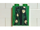 Part No: 3678apb04  Name: Slope 65 2 x 2 x 2 Smooth without Bottom Tube with HP McGonagall Robe Pattern