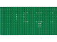 Part No: 3857pb01  Name: Baseplate 16 x 32 with Set 356/540 Dots Pattern
