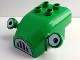 Part No: 42254  Name: Duplo Steamroller Front with Grille and Headlight Eyes (Roley)