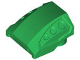 Part No: 44675  Name: Slope, Curved 2 x 2 No Studs, 3 Side Ports Recessed