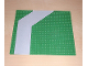 Part No: 4478p01  Name: Baseplate, Road 32 x 32 with Driveway in Gray Pattern