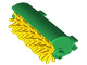 Part No: 59389c01  Name: Duplo Street Sweeper Brush with Yellow Bristles Complete Assembly