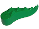 Part No: 6028  Name: Alligator / Crocodile / Dragon / Dinosaur Tail