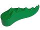 Part No: 6028  Name: Alligator / Crocodile / Dragon / Dinosaur Tail