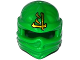 Part No: 98133pb11  Name: Minifigure, Headgear Ninjago Wrap with Gold Asian Character (斗) Pattern (Lloyd)