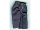 Part No: 47682  Name: Belville, Clothes Pants, Contrast Stitching (fits adult male figures)