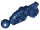 Part No: 50921  Name: Bionicle Toa Hordika Arm Lower Section with Ball Joint